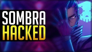 I HACKED SOMBRA! (Sombra Speculation Parody)