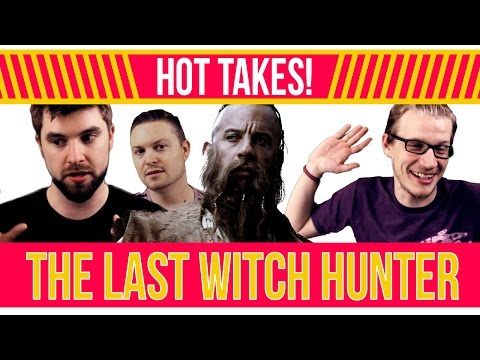 The Last Witch Hunter (2015): Hot Take