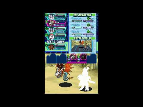Digimon World DS Hard Mode Part 8 Sheer Valley + Pandamon's Quiz