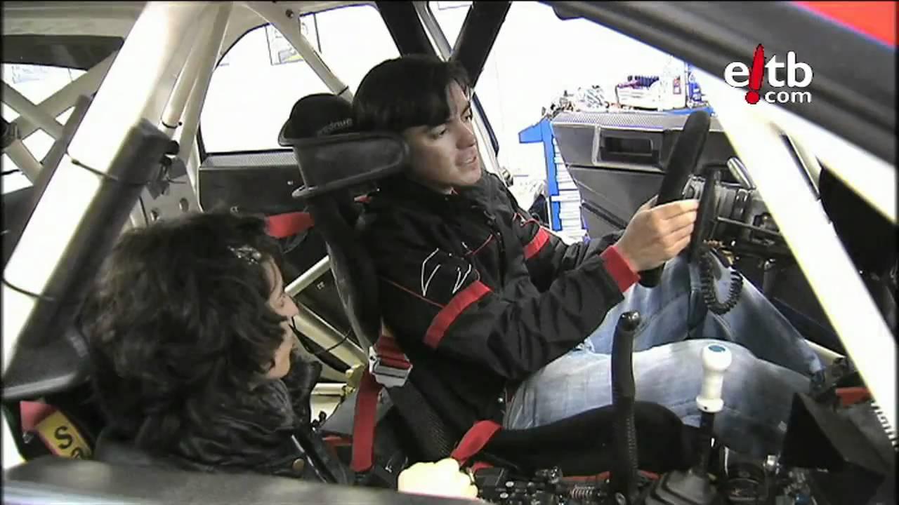 Montamos En Un Coche De Rally Con Ander Vilari 241 O Youtube