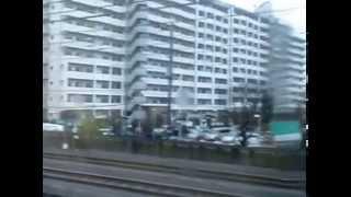雪融けの湘南新宿ライン20150130新宿→小田原mfLP画質.wmv