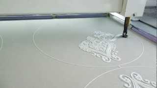 computerised aari embroidery (job work)