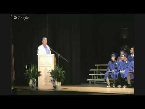 Galway High School Graduation Ceremony 2015