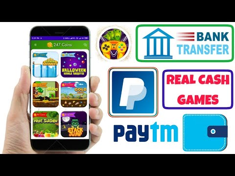 REAL CASH GAMES APP || PAYTM CASH || HOW TO EARN FREE PAYPAL CASH || Tricks Hoster