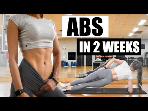 Get Abs in 2 weeks with No Equipment | Home Abs Workout (SUMMER SHRED CHALLENGE)