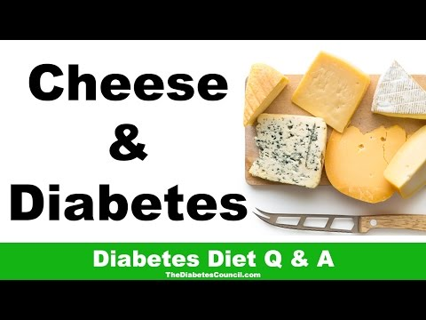 Is Cheese Good For Diabetes?