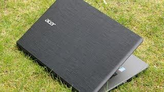 Безумный обзор распаковка ноутбука Acer Aspire E17 E5 772G 30JD