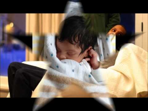 REAL FIRST PICTURES: Baby Blue Ivy Carter with Beyonce and Jay-Z!