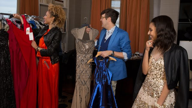 A Prom Dress That Will Make You Shine with Hollywood Glamour – My ...