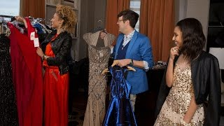 A Prom Dress That Will Make You Shine with Hollywood Glamour – My Prom Makeover – Teen Vogue