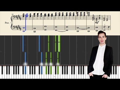 Panic! At The Disco - LA Devotee - Piano Tutorial + Sheets
