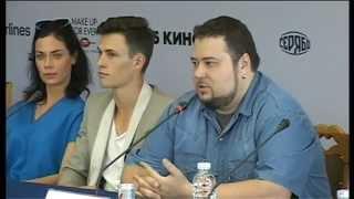 """Пресс-конференция конкурсного фильма """"Гость"""""""