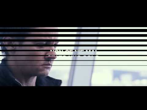 THE BOURNE LEGACY – TRAILER