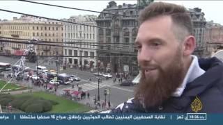 هذا الصباح- أسطح مباني بطرسبرغ.. شغف السياحة غير القانونية