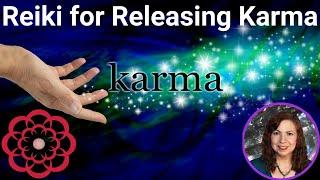 Reiki for Releasing Karma
