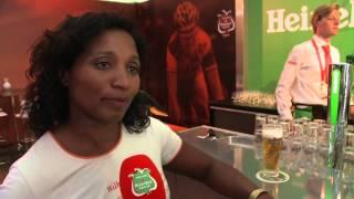 Deborah Gravenstijn heeft heimwee naar Spelen