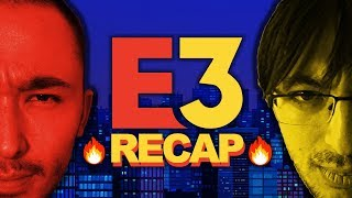 FULL E3 2018 RECAP | Fallout 76, Cyberpunk 2077, Shadows Die Twice and more!