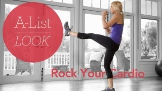 Rock Your Cardio Workout | A-List Look With Valerie Waters