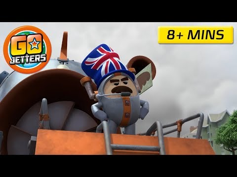 Best Bits Of United Kingdom - Go Jetters: Best Bits