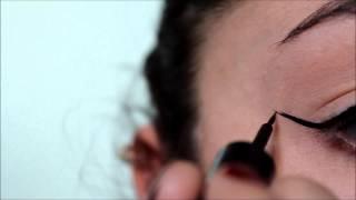 How I do my eyeliner Thumbnail