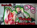 HandCuffed Tickle Challenge!! LOL