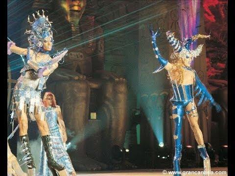 Gala Drag Queen - Las Palmas GC - 2014