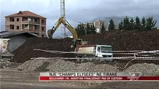 """Një """"Champs Elysees"""" në Tiranë - News, Lajme - Vizion Plus"""