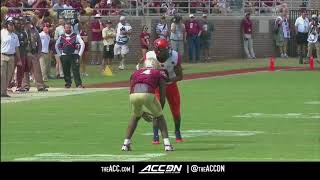 Syracuse vs Florida State College Football Condensed Game 2017