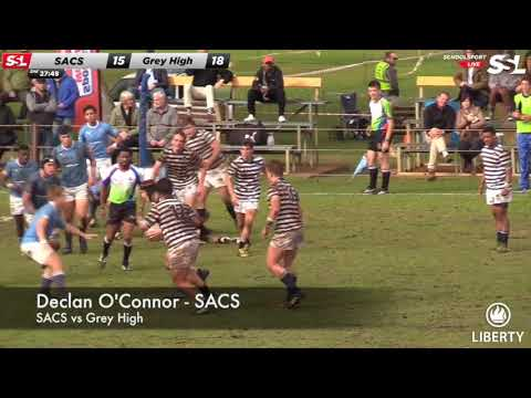 My commentary highlights of the 2017 South African School Boy Rugby Season