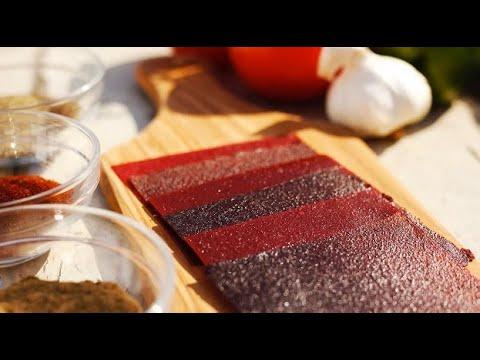 Пастила  фруктовая и ягодная  Без сахара в духовке