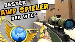 Der beste AWP-Spieler der Welt! | CS:GO Overwatch