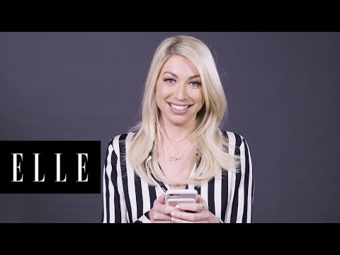Vanderpump Rules' Stassi Schroeder Lets Us Go Through Her Phone  On The Phone With...  ELLE