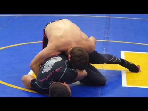 Frank Gotch Worlds 2017 Round 3: Curran Jacobs vs Anthony Pacheck