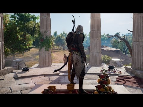 Assassin's Creed: Origins - Kanopos Nome - Open World Free Roam Gameplay (PC HD) [1080p60FPS]