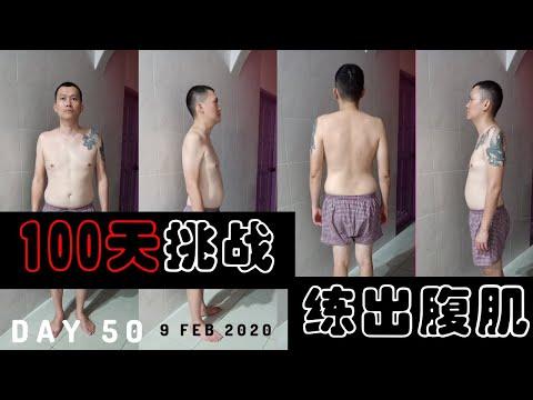 我找到增强性能力的方法了!马来西亚腹肌训练【100天挑战练出腹肌 】MALAYSIA TABATA