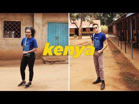 HERE'S WHAT A HUMANITARIAN TRIP TO KENYA REALLY LOOKS LIKE