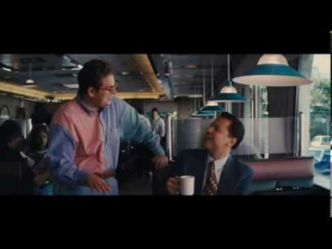 The Wolf Of Wall Street Clip: Jordan Meets Donnnie