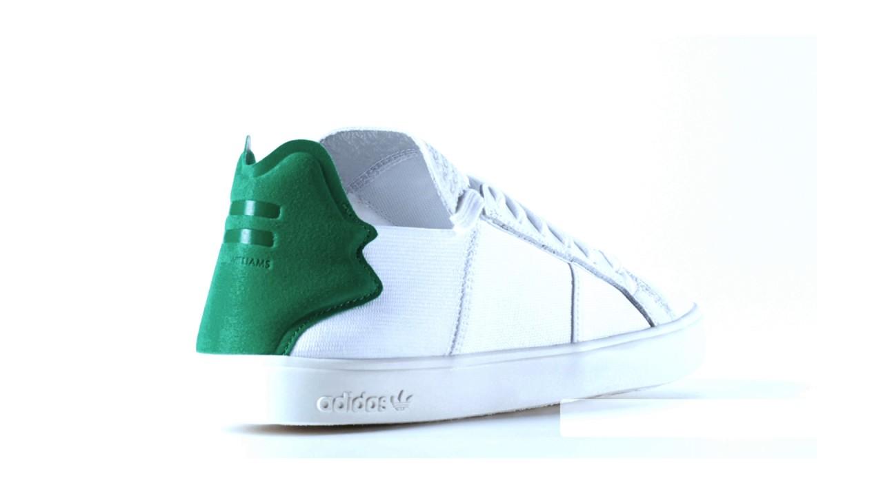 pretty nice fdf9d bc1ff adidas Elastic Lace Up x Pharrell Williams