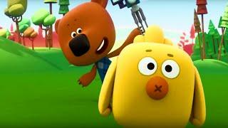 Ми-ми-мишки - Фотоохота -  обучающий мультфильм для детей