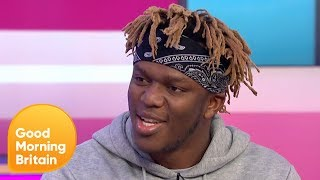 The King of the Internet KSI Returns to GMB | Good Morning Britain