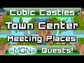 Cubic Castles - Secret Meeting Places! - Quest Guide