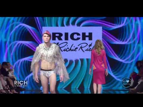 Rich by Richie Rich At Art Hearts Fashion Los Angeles Fashion Week....Fashionweekly...On Fow24news.com