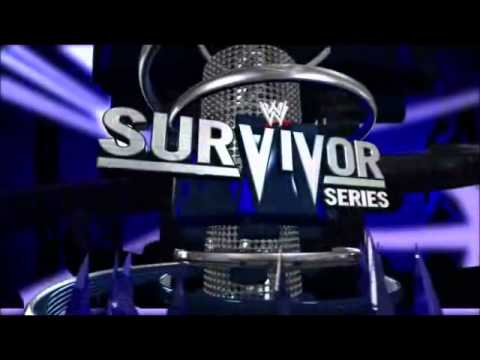 WWE Survivor Series (2008) Pyro