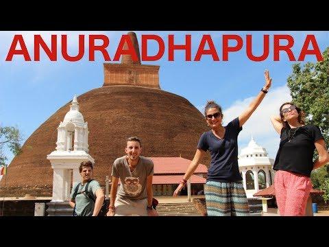 La cité sacrée cinghalaise 🙏 ! | ANURADHAPURA 🇱🇰 [Vlog#64]