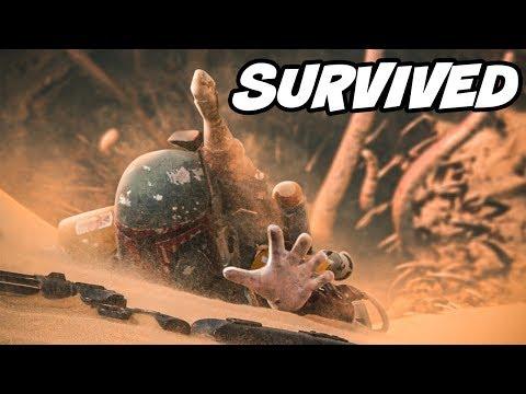 How Boba Fett Survived - Star Wars Explained