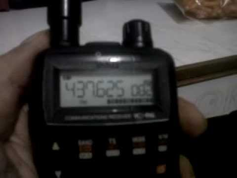 frekuensi ht tol dalkot 437.625MHz. 5 Jan sore. macet.3GP