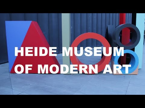 Heide Museum of Modern Art Charles Blackman