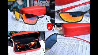 Review kính thể thao Oakley Tincan Carbon Ferrari