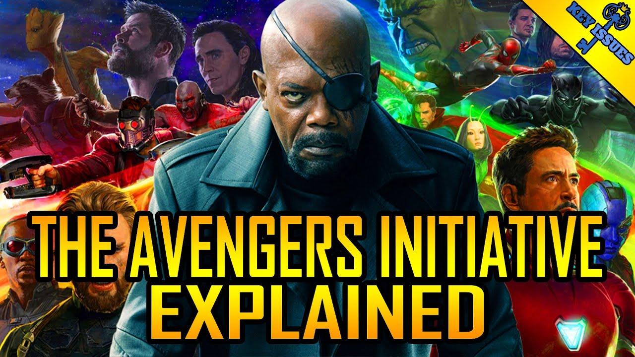 The Avengers Initiative Explained