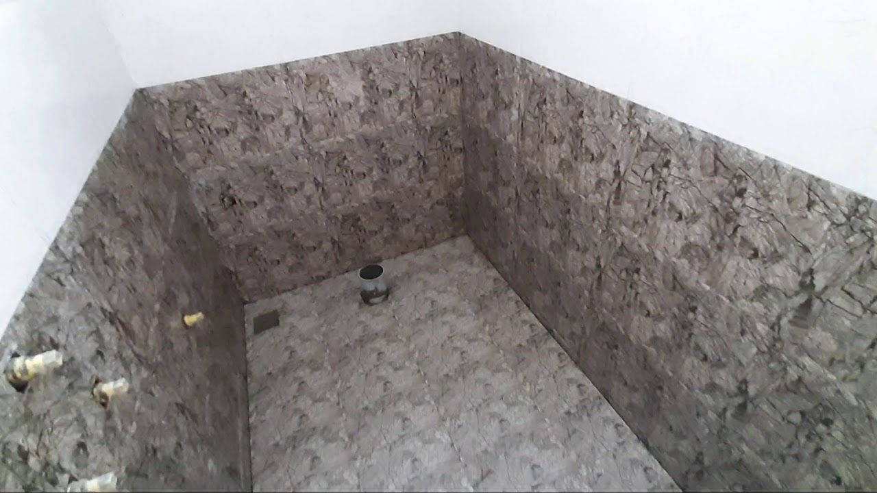 6 4 Bathroom Wall And Floor Tiles Design Youtube